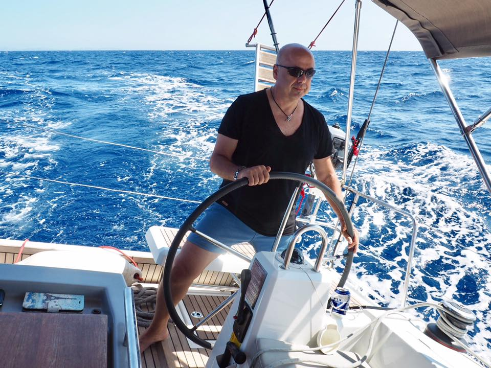 Greece 2017 - Sailing in the Aegean